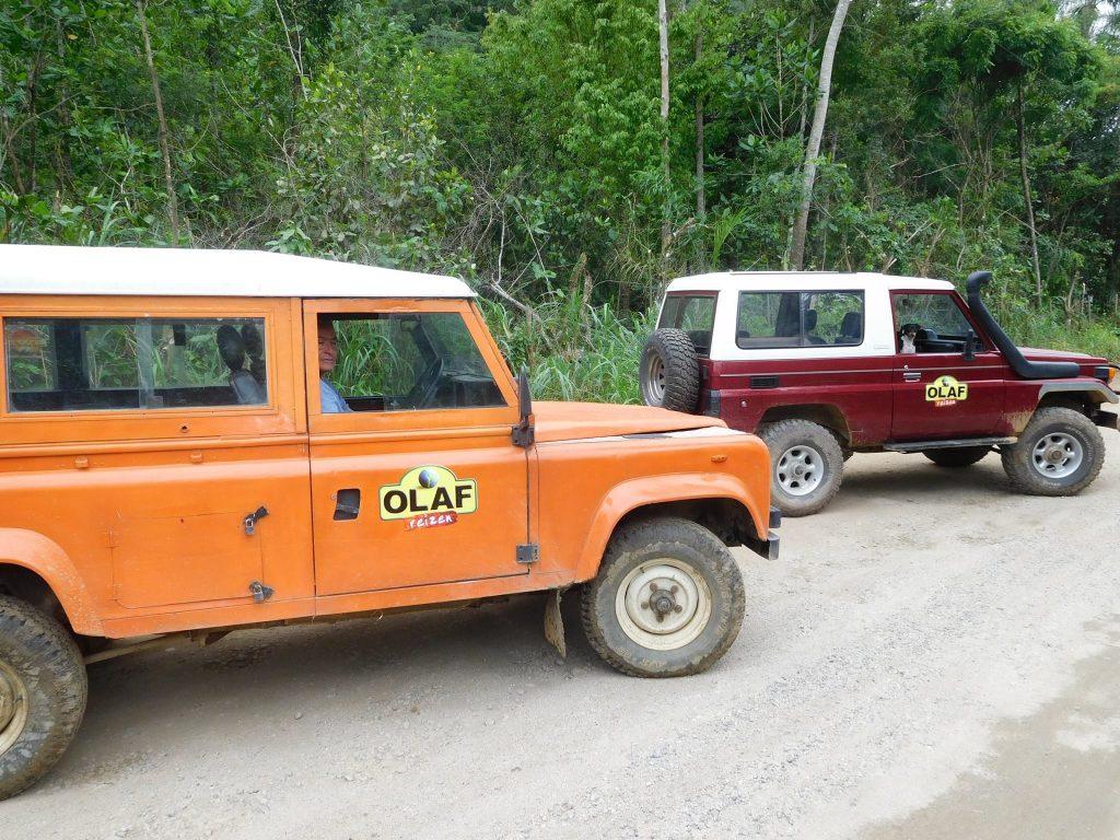 Olaf Reizen Brazilie Paraty Vervoer