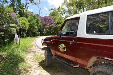 Olaf Reizen Truck Tour Vervoer Brazilie