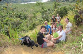 Caiçara Trekking Rustmoment Brazilie