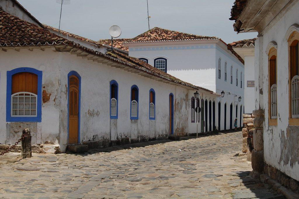 Oude Stad Brazilie Vakantie Dorp