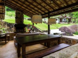 Vila Mont Patio Tuin Overdekt