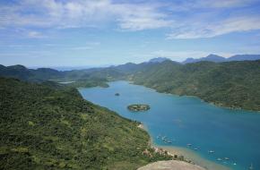 Brazilië Oceaan Kajakken